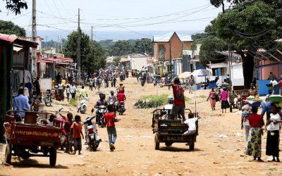 Angola. Os relatos dos incidentes em Cafunfo.
