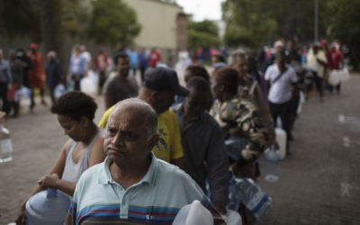 """Cape Town is bracing for """"Day Zero"""" — the day it cuts off running water for 4 million people"""